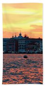 Venice Colors Beach Towel