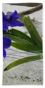 Vera The Vanda Beach Towel