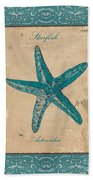 Verde Mare 1 Beach Towel
