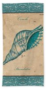 Verde Mare 2 Beach Towel