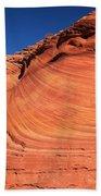 Vermilion Mounds Beach Towel