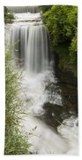 Vermillion River Falls 1 Beach Towel