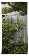 Vermillion River Falls 2 A Beach Towel