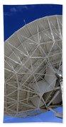 Very Large Array Of Radio Telescopes 4 Beach Towel
