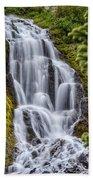 Vidae Falls Beach Towel
