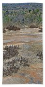 View One From Matekenyane In Kruger National Park-south Africa Beach Towel