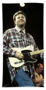 Vince Gill Beach Towel