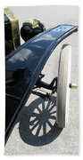 Vintage Model T Beach Towel