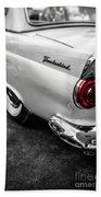 Vintage Ford Thunderbird Beach Towel
