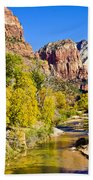 Virgin River - Zion Beach Towel