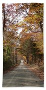 Virginia Countryside Beach Towel