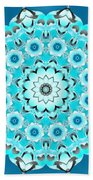 Vishuddha Severity Beach Towel