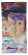 Visions Of Mesa Verde Beach Towel