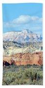 Visions Of Utah Beach Towel