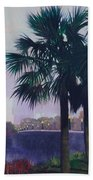 Vista Dusk Beach Towel