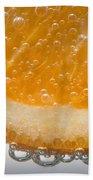 Vitamin C Beach Towel