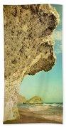 Volcanic Paradise Beach Towel