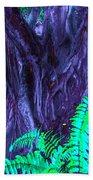 Volcanic Tree 2 Beach Sheet