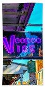 Voodoo Vibe Beach Towel
