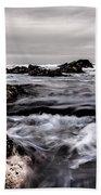 Vortex Beach Towel