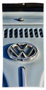 Vw Volkswagen Bug Beetle Beach Towel