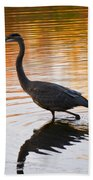 Wading For You Beach Towel