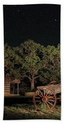 Wagon And Stars 2am 115859and115863_stacked Beach Towel