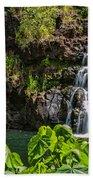Waimea Falls Beach Towel