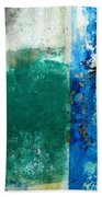 Wall Abstract 159 Beach Towel