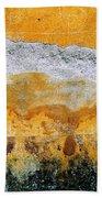 Wall Abstract 36 Beach Towel