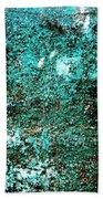 Wall Abstract 9 Beach Towel