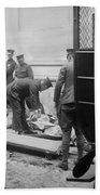 Wall Street Bombing, 1920 Beach Towel