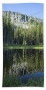 Wallowas No. 7 Beach Towel