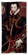Walter Devereux (1541-1576) Beach Towel