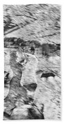 Waltz In Paris Beach Towel
