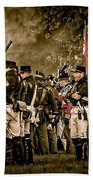 War Of 1812 Beach Towel