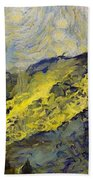 Wasatch Range Spring Colors Beach Towel