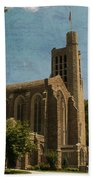 Washington Memorial Chapel Beach Towel