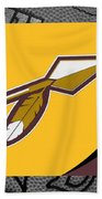 Washington Redskins Beach Towel