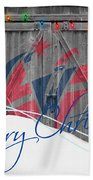 Washington Wizards Beach Towel