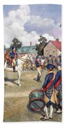 Washingtons Army, 1776 Beach Sheet