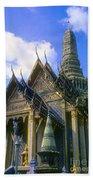 Wat Phra Kaew Beach Towel