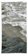 Watch Your Step Beach Towel