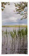 Watchaug Pond Beach Towel