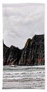 Watchful Eye Of Seal Rock Beach Towel