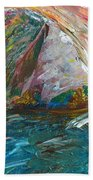 Water Water Everywhere - Section Beach Towel