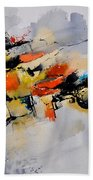 Watercolor 212142 Beach Towel