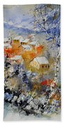 Watercolor 314031 Beach Towel