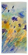 Watercolor 45417052 Beach Towel