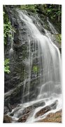 Waterfall Bay Of Fundy Beach Towel